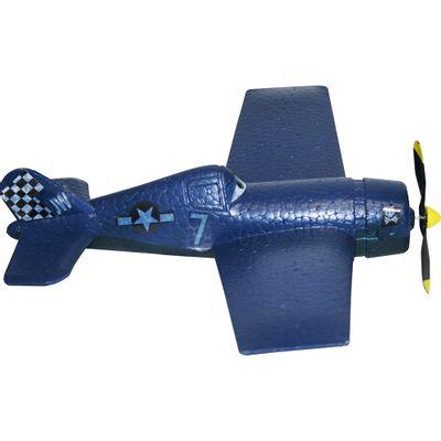 Disney-Avioes-Powered-Lancador-Eletrico-Skipper---Yellow