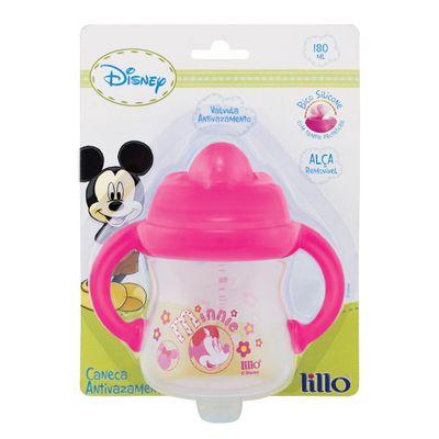 Caneca-com-Canudo-de-Silicone-180-ml-Disney-Rosa---Lillo