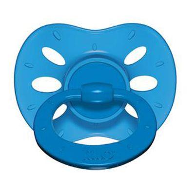 Chupeta-Extra-Air-Bico-de-Silicone-Ortodontico---Fase-2---Azul---Lillo