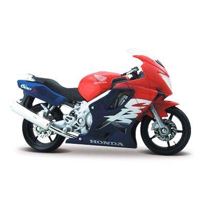 Moto-Honda-CBR-600F-Fresh-Metal-2-Wheelers-1-18-Maisto