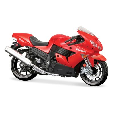 Moto-Kawasaki-ZX-14R-Fresh-Metal-2-Wheelers-1-18-Maisto