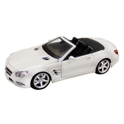Carro-Mercedes-Benz-SL-500-Convertible-2012-special-Edition-1-18-Maisto