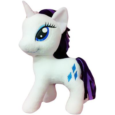 Pelucia-My-Little-Pony---Rarity---BBR
