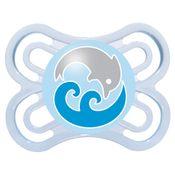 Chupeta-Perfect-Silicone---Fase-1---Azul---MAM