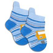 Meia-Infantil-Listrada-com-Lingueta---Azul---Lupo---2000-063