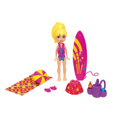 Boneca-Polly-Pocket-Festa-Tropical-Polly-Mattel