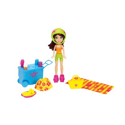 Boneca-Polly-Pocket-Festa-Tropical-Lea-Mattel