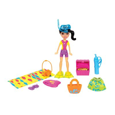 Boneca-Polly-Pocket---Festa-Tropical---Crissy---Mattel