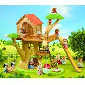 Casa-em-cima-Sylvanian-Families-Casa-na-Arvore-Epoch