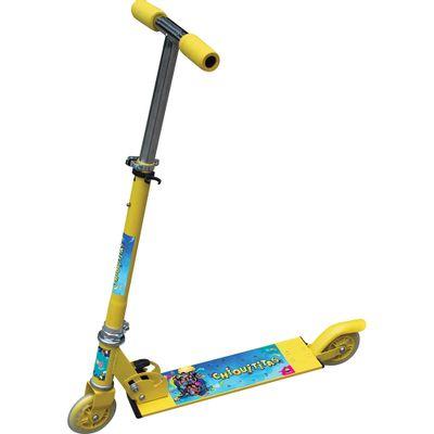 Patinete-Chiquititas-Amarelo-Bang-Toys