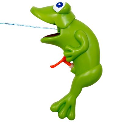 Lancador-de-Agua-Animal-Squirts---Sapo---Buzz-Bee-Toys---10900