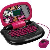 Laptop-Infantil-Monster-High---30-Atividades---Candide