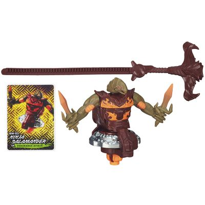 Piao-de-Batalha-Beyblade-Beywarrior-Shogun-Steel-Ninja-Salamander--Hasbro