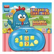 Livro-Teclando-e-Cantando-Galinha-Pintadinha-Dican