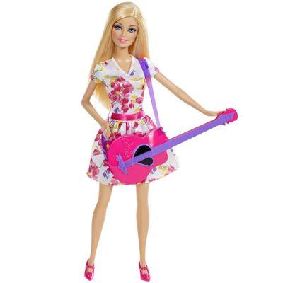 Boneca-Barbie-Cantora---Mattel---BDT24