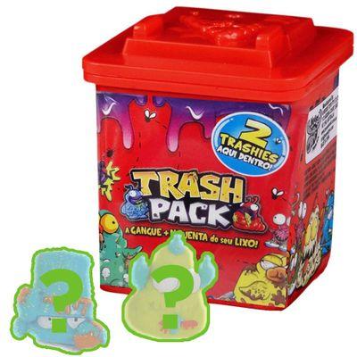Big-Coletor-Trash-Pack-com-dois-Trashies-Dtc