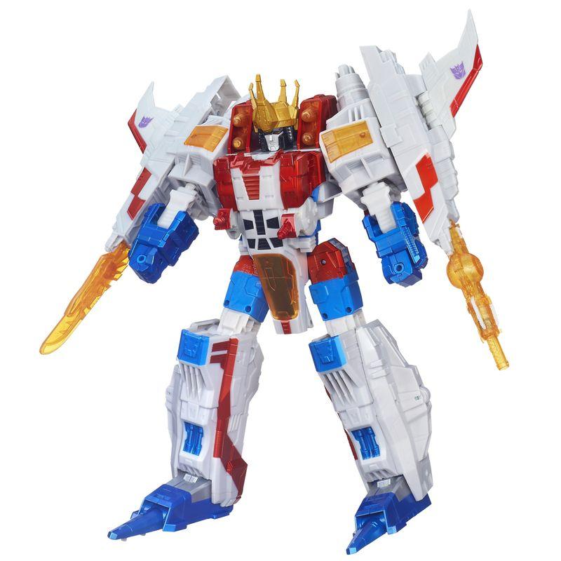 Comprar Boneco Transformers Starscream Platinum da Hasbro