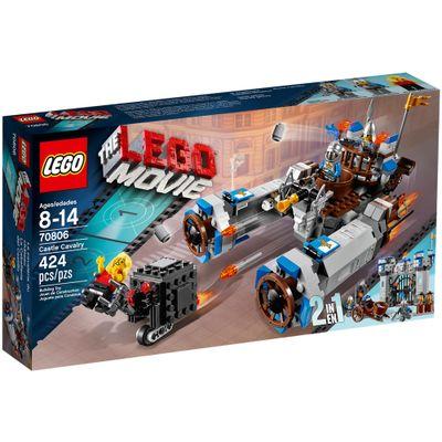 70806---LEGO-Movie---Cavalaria-de-Castelos