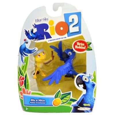 Mini-Figuras-Rio-2---Blu-e-Nico---Sunny