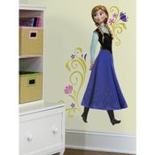 Adesivo-Decorativo-Reposicionavel-Frozen---Anna---RoomMates