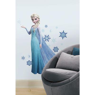 Adesivo-Decorativo-Reposicionavel-Frozen---Elsa---RoomMates