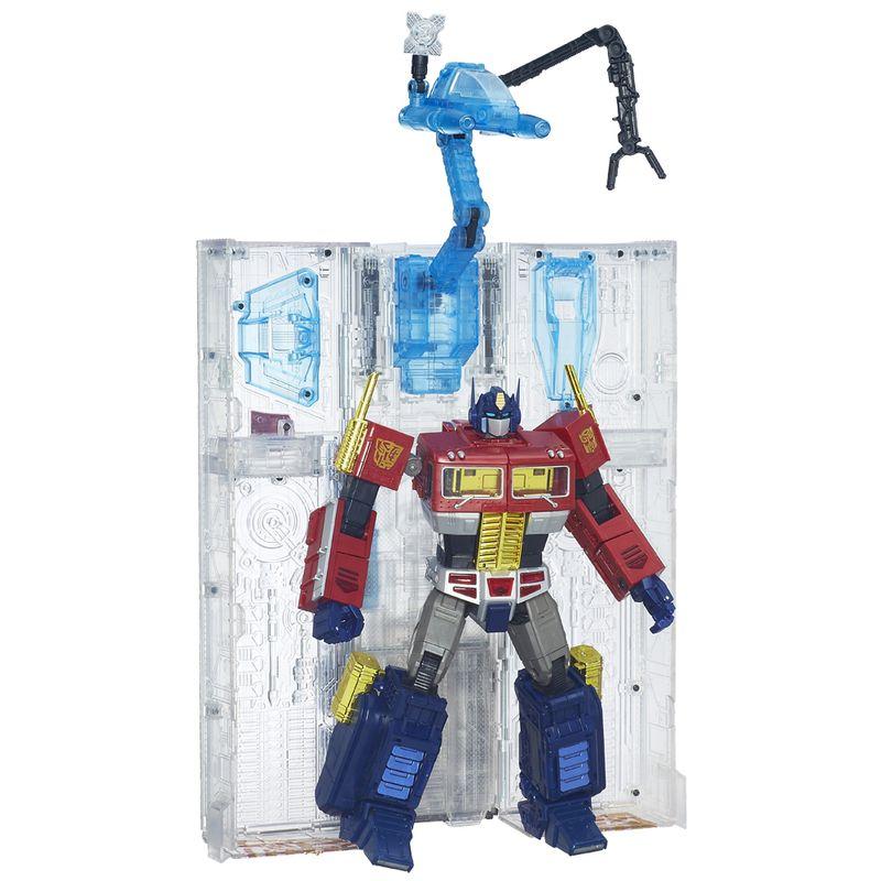 Comprar Boneco Transformers Platinum Optimus Prime edição especial