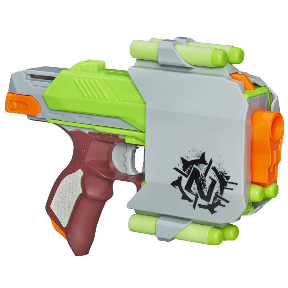 173efbf8449c1 Lançador Nerf Zombie Strike - Sidestrike -.
