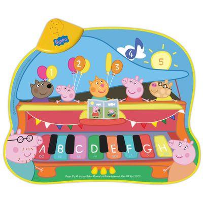Tapete-Musical---Peppa-Pig---Estrela