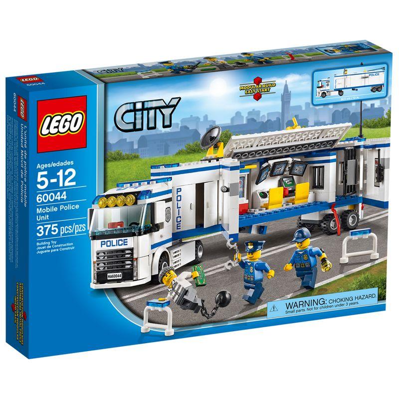 Comprar Brinquedo Lego City Polícia Móvel