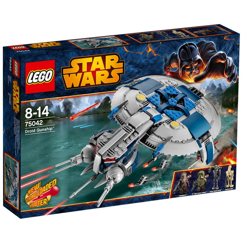 Comprar Brinquedo Lego Star Wars Droid Gunship