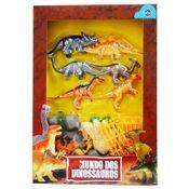 Conjunto-Bichos-em-Miniatura---Caixa-Mundo-dos-Dinossauros---Toyng---23935