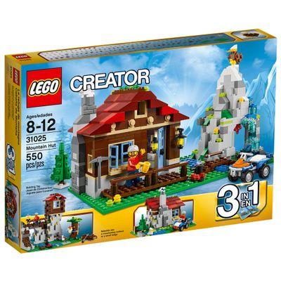 31025--LEGO-Creator--Cabana-de-Montanha