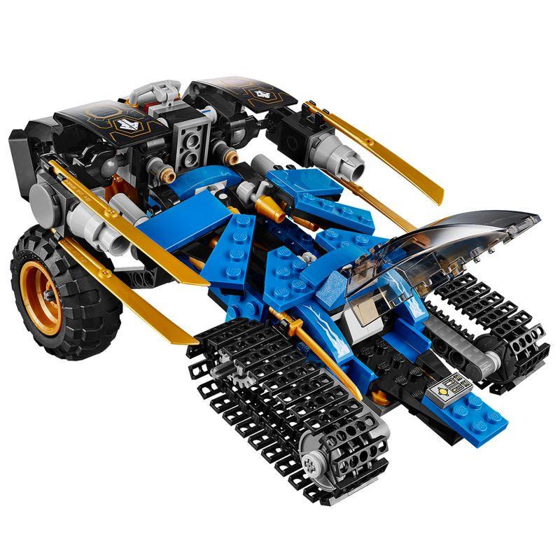 Comprar Blocos de montar infantil Lego Ninjago Trovão Invasor