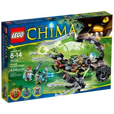 70132---LEGO-Chima---O-Ferrao-de-Escorpiao-de-Scorm
