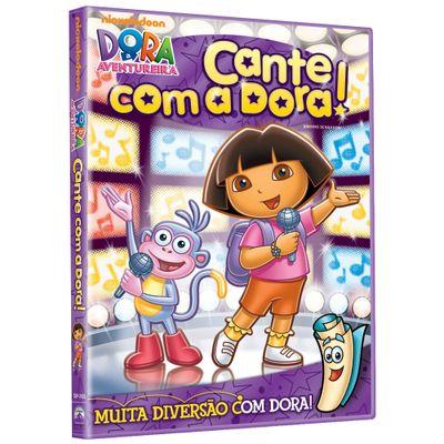 DVD---Dora-A-Aventureira---Cante-com-a-Dora