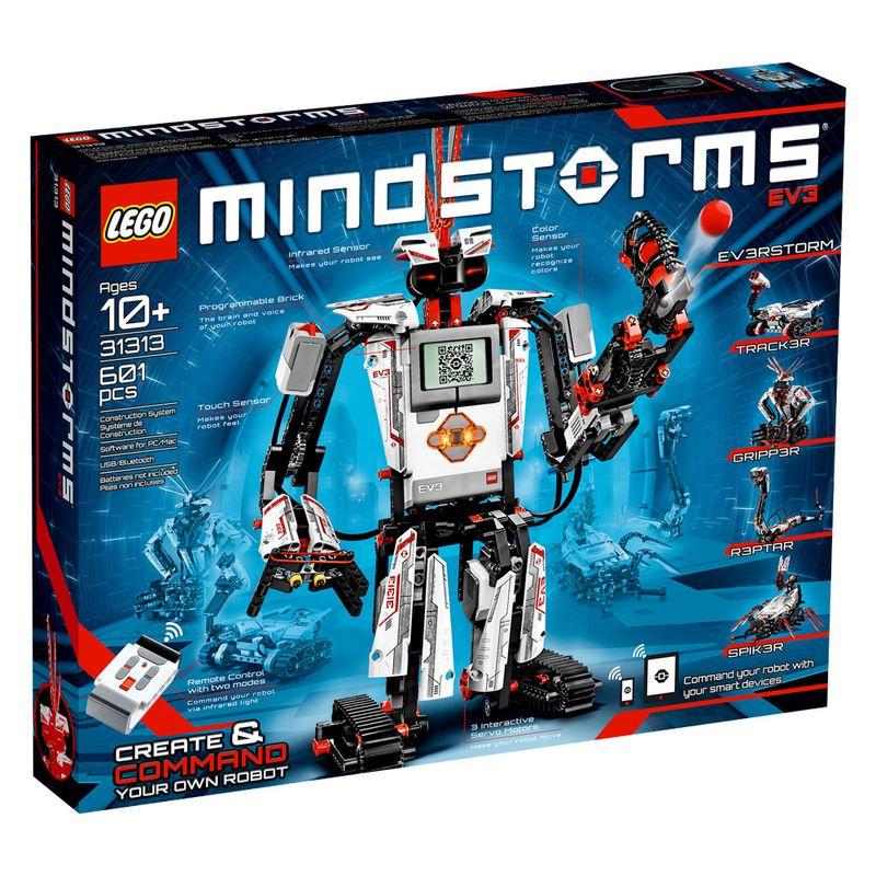 Comprar Lego Mindstorm 2013 Robô Mindstorm EV3 com memória flash