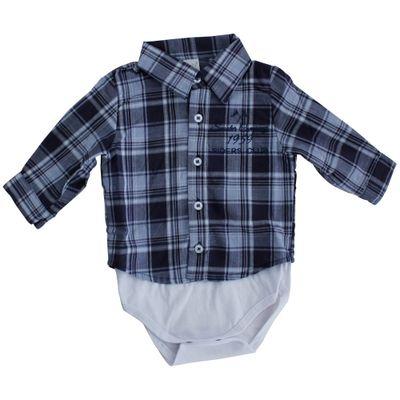 Camisa-Body-Xadrez---Azul---Baby-Classic---GBaby---92176