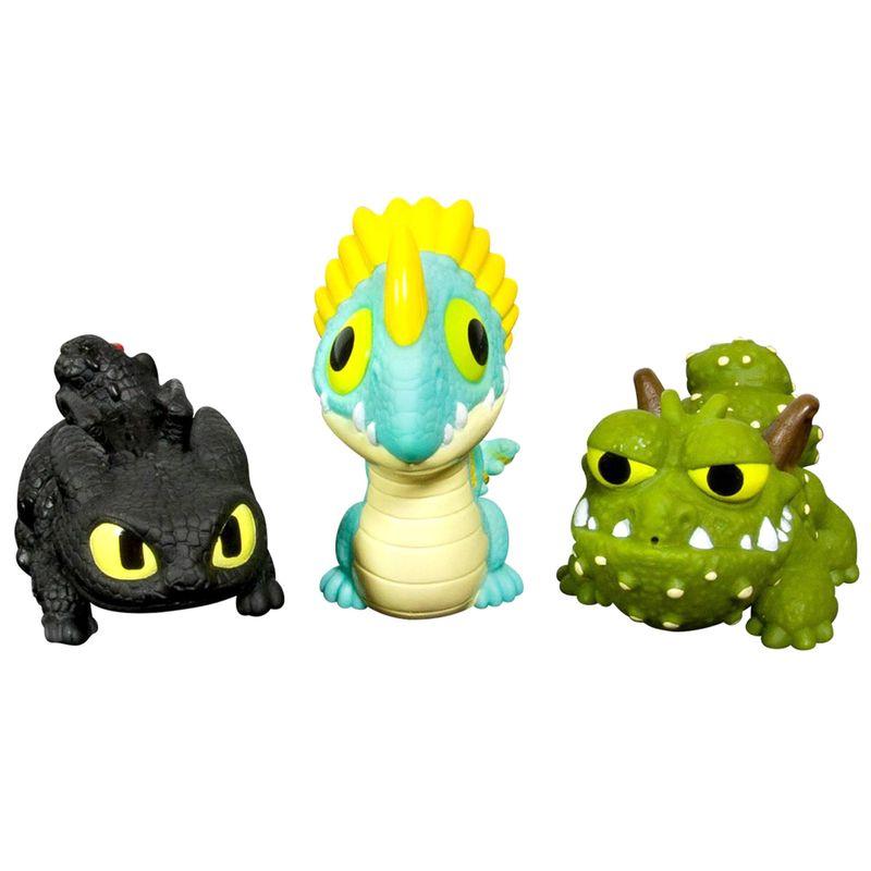 Comprar Brinquedo Dragões aquáticos do filme Como treinar seu dragão Cód 100092654