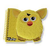 Caderno-com-Espiral-Grande-do-Furby---Amarelo---Conthey