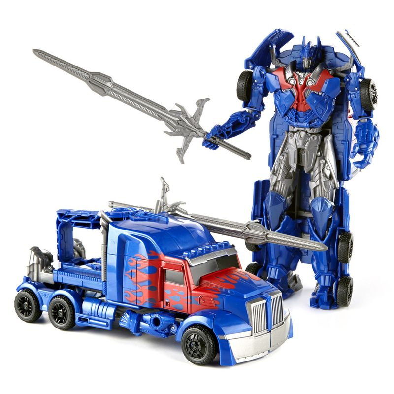 Comprar Boneco Transformers 4 Smash and Change Optimus Prime