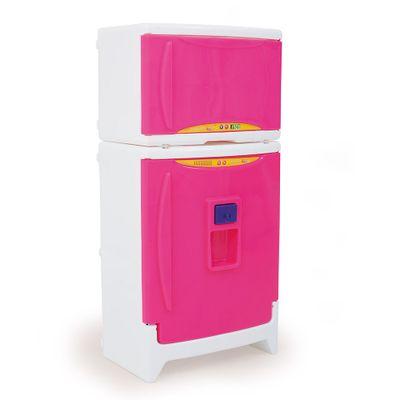 Refrigerador-Duplex-Casinha-Flor-Estilo-com-Som-fechada