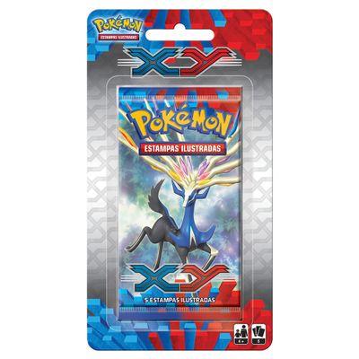 Expansao-de-Cartas---Pokemon-XY---Xerneas---Copag