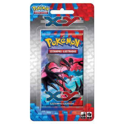 Expansao-de-Cartas---Pokemon-XY---Yveltal---Copag