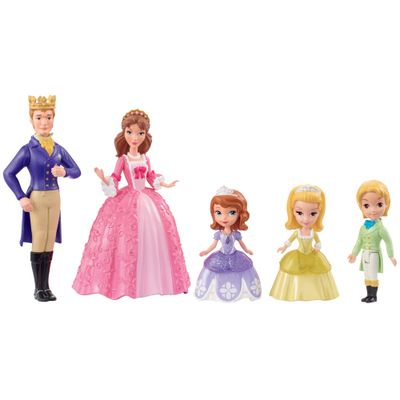 Bonecas-Princesinha-Sofia---Mini-Familia-Real---Mattel---Y6654