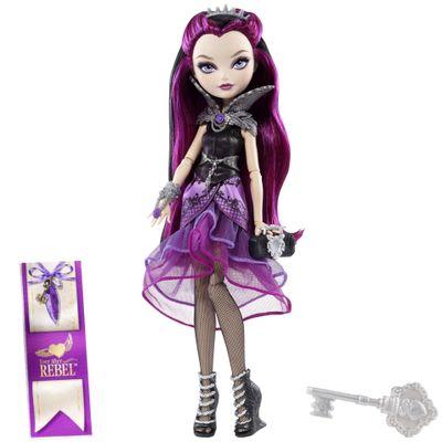 Boneca-Ever-After-High-Revel---Raven-Queen---Mattel---BFW96---BFW97