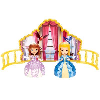 Mini-Bonecas-Princesinha-Sofia---Irmas-Dancarinas---Mattel---Y6644