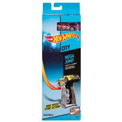 Pista-Basica-Hot-Wheels---Mega-Jump---Mattel---BLR01---BLR05
