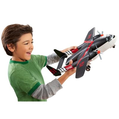 Aviao-Disney-Planes-Fire-and-Rescue---Cabbie-Transporter---Mattel---BFM27