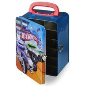 Maleta-Hot-Wheels-Porta-Carrinhos---Azul---Intek---HWCC2