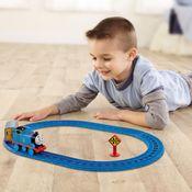 BGL96-Ferrovia-Thomas-e-Friends-Dia-com-Thomas-Fisher-Price